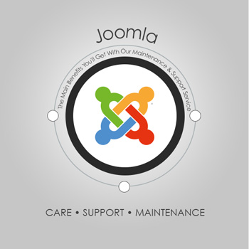 Joomla Care and support